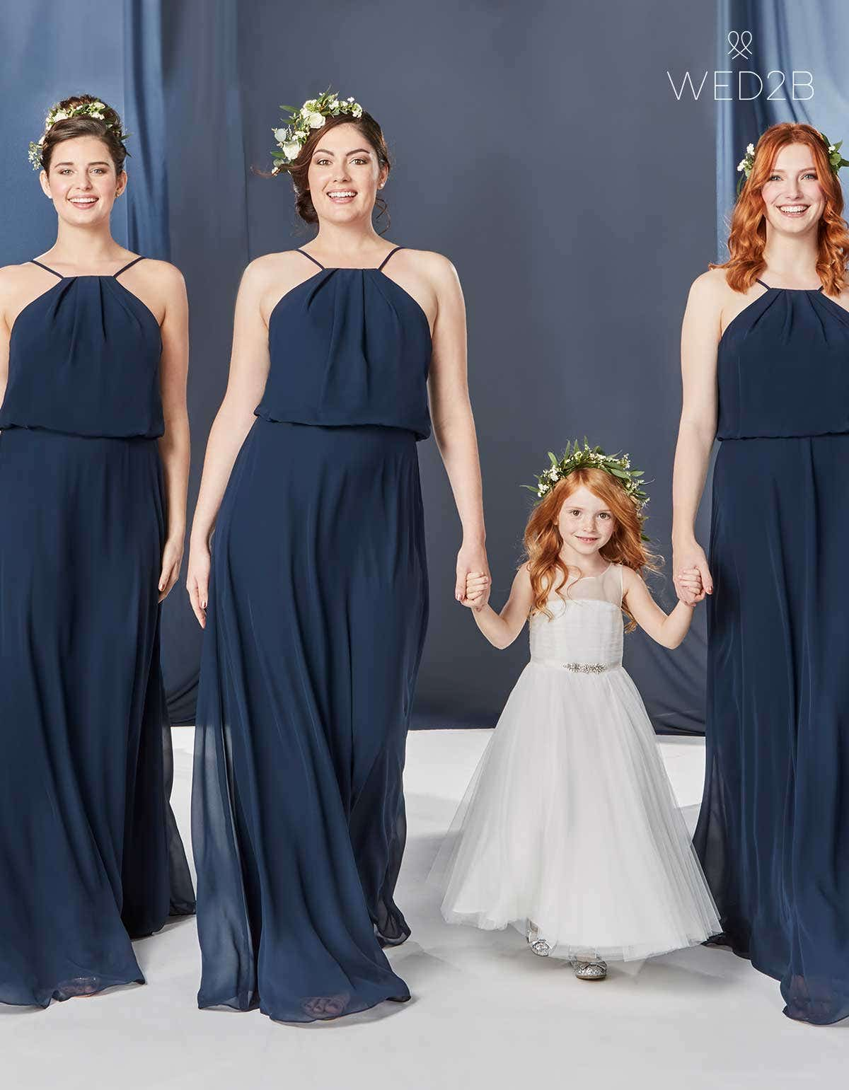 d8428713605 Dark Blue Bridesmaid Dress Uk - Data Dynamic AG