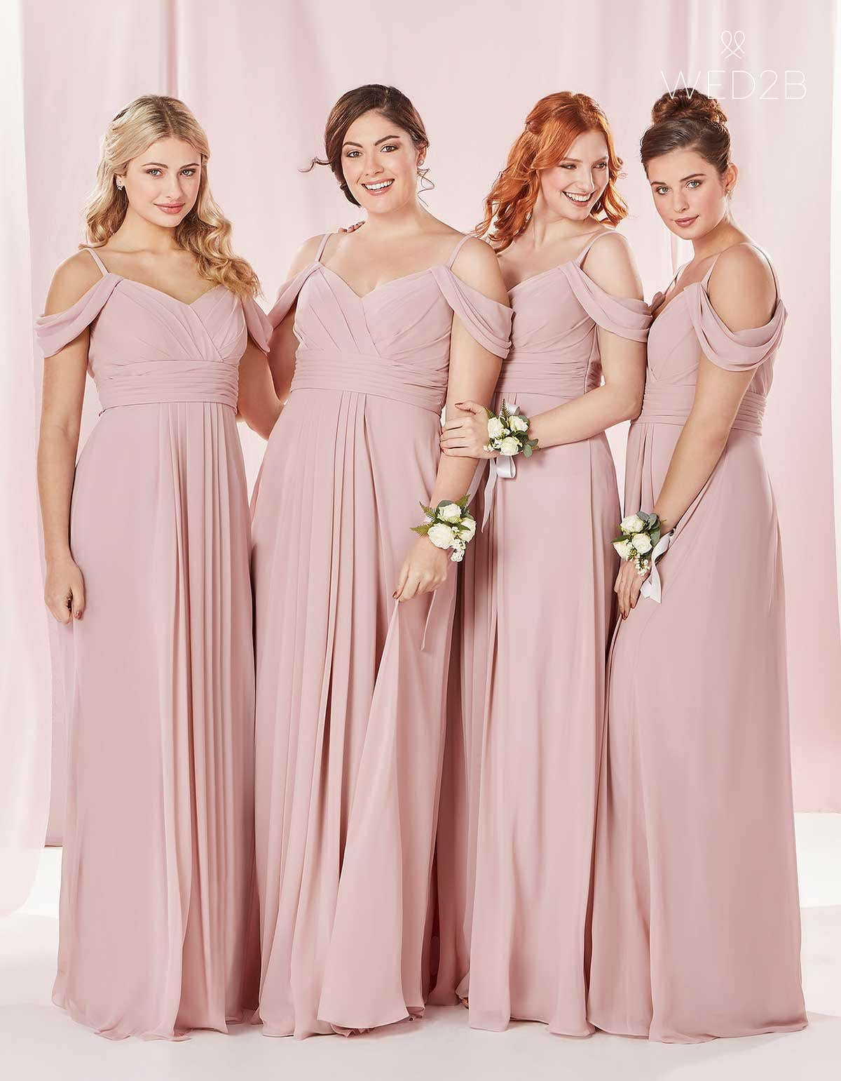 How To Choose Your Bridesmaids Dresses