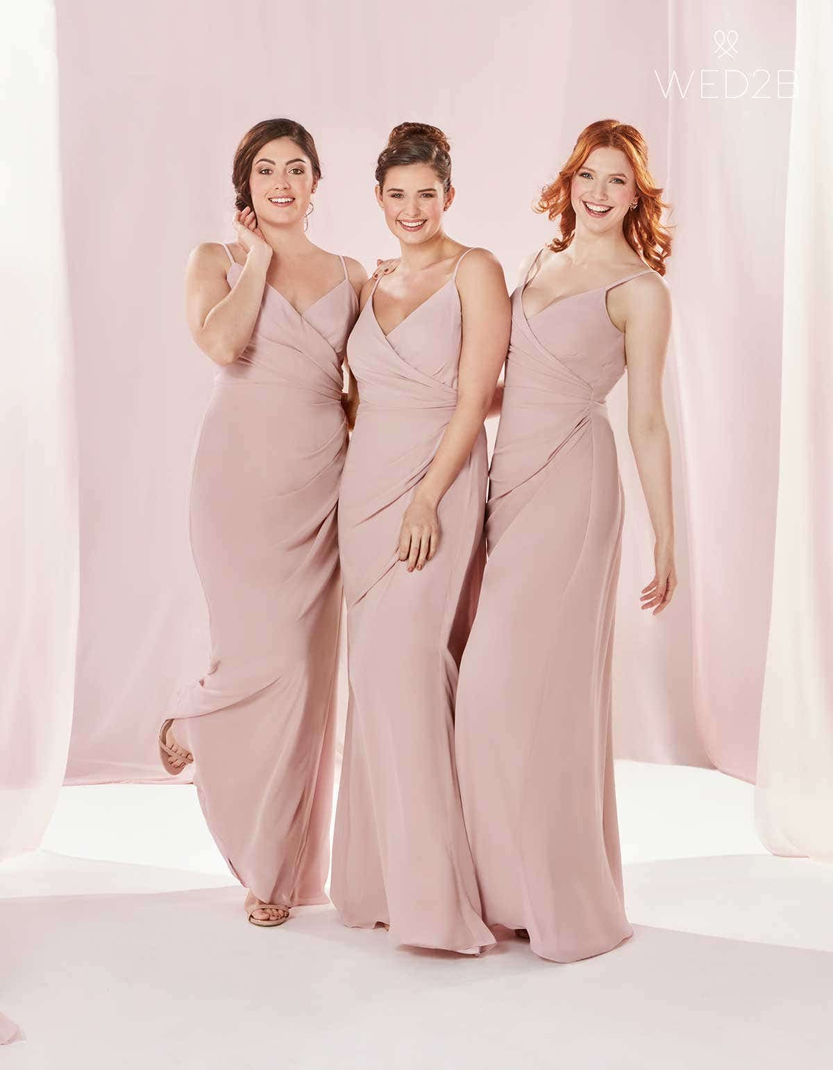 How to choose your bridesmaids dresses | WED2B-UK-BLOG
