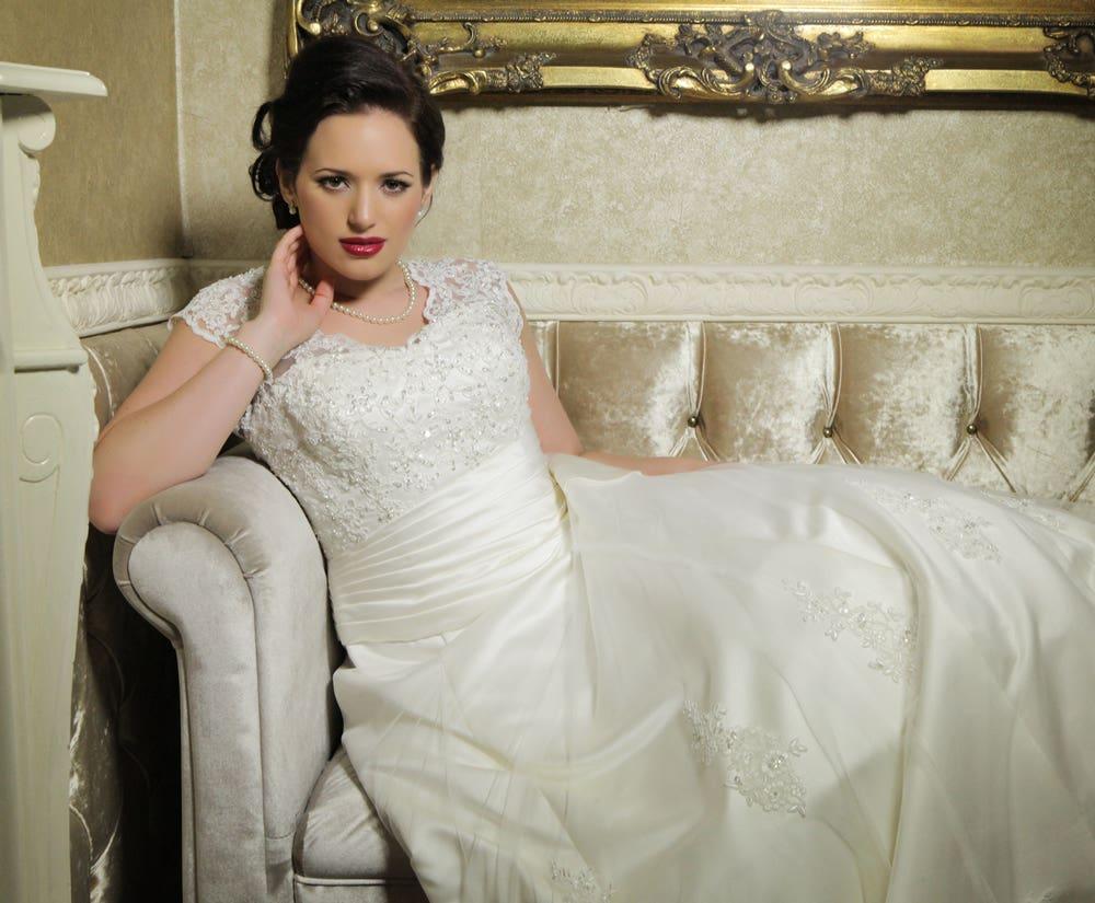 Plus Size Bridal Wear