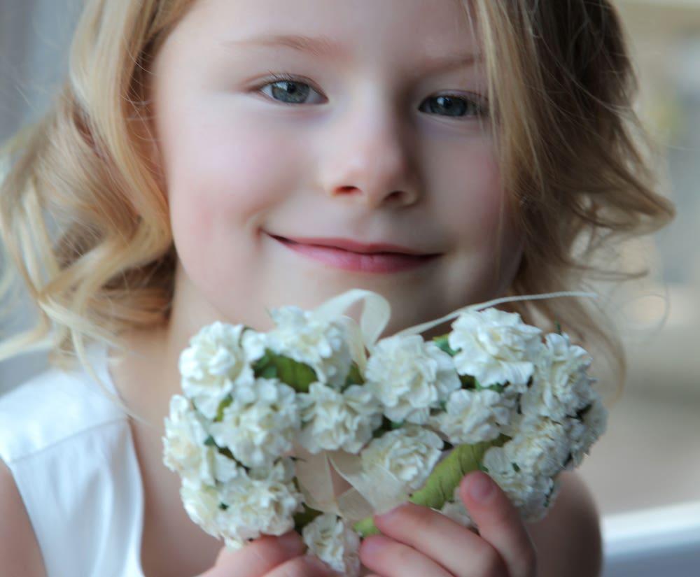 Your flower girl
