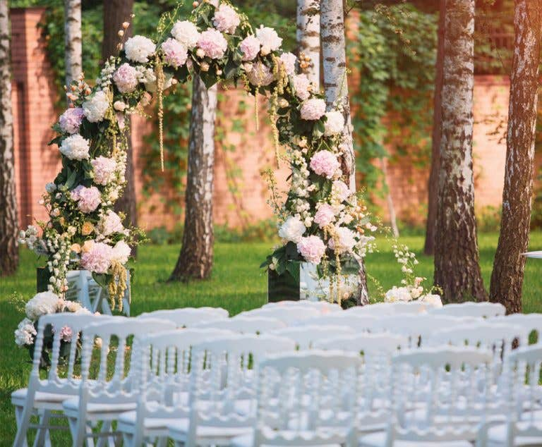 A Wedding Ceremony To Suit...