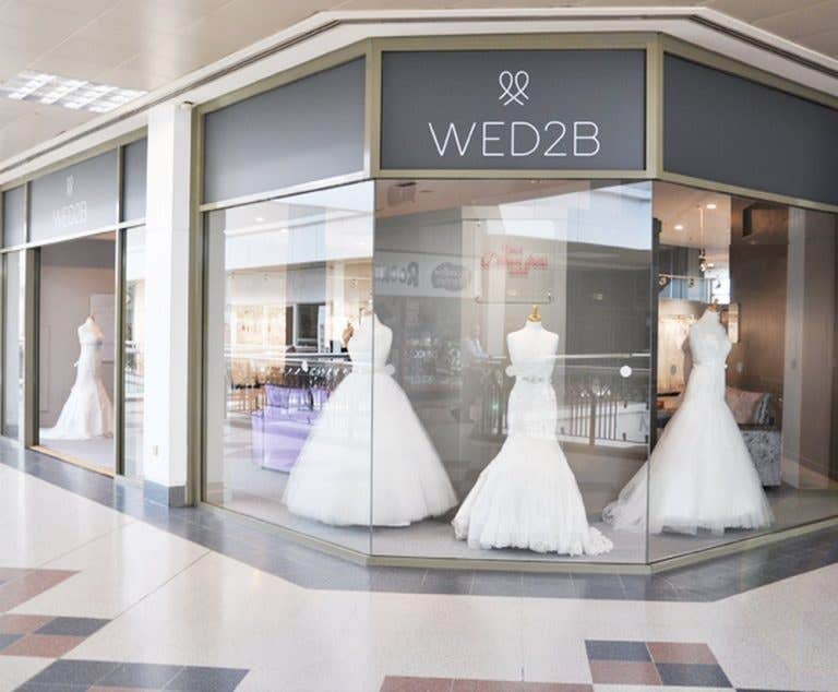 A Bride2B at WED2B - What to expect when you visit our stores