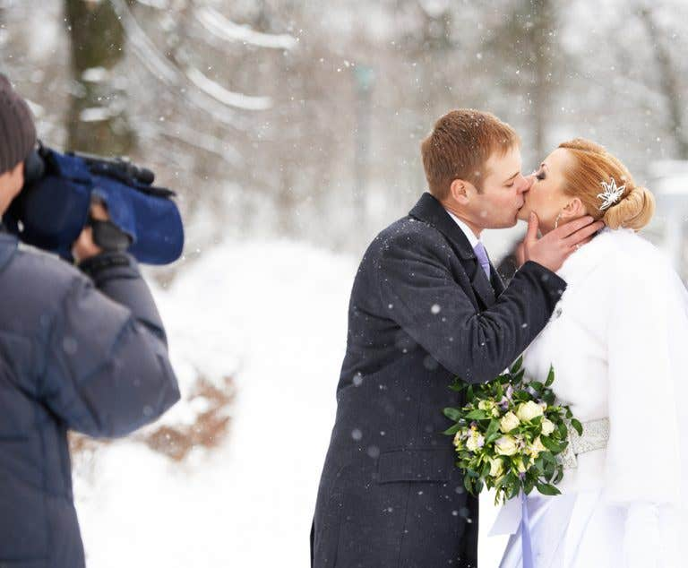 Would You Video Your Wedding?