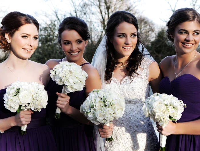 The Lowdown On Bridesmaids! Part One: How Many?