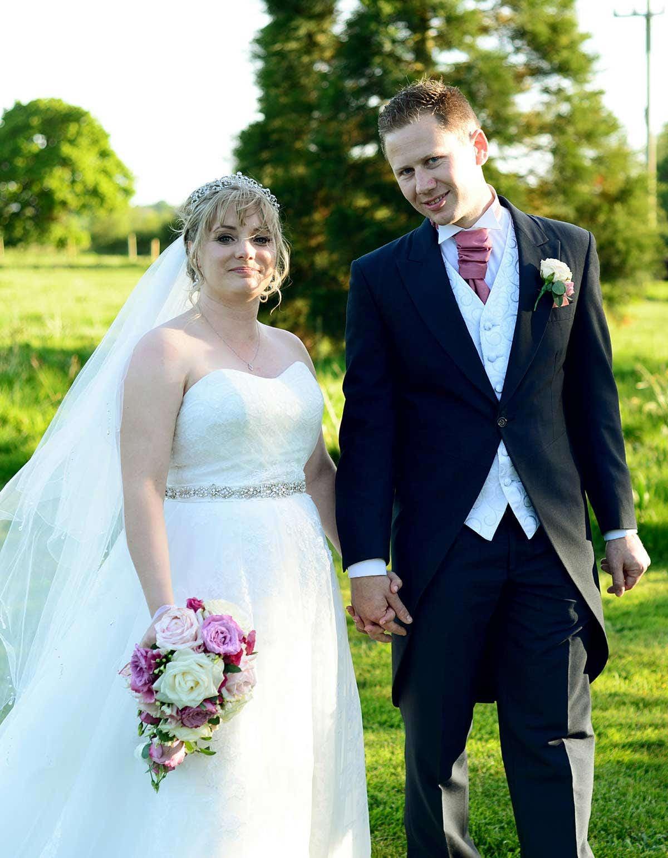 9506decb0c0 Unique wedding dresses Jade Percival wearing Brooke without straps