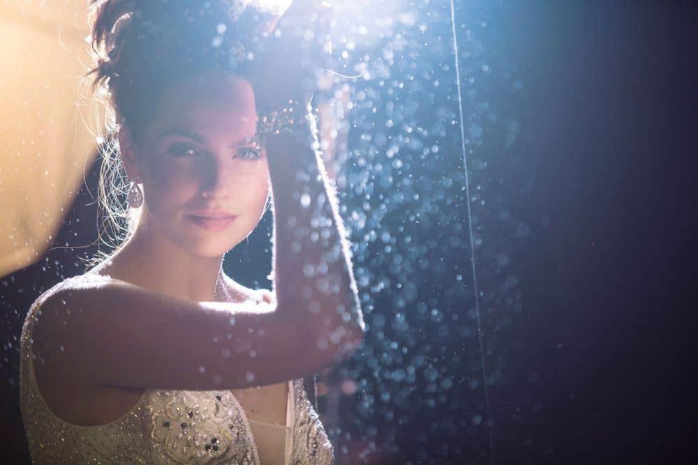 Sparkle in 'Christabelle' by Viva Bride