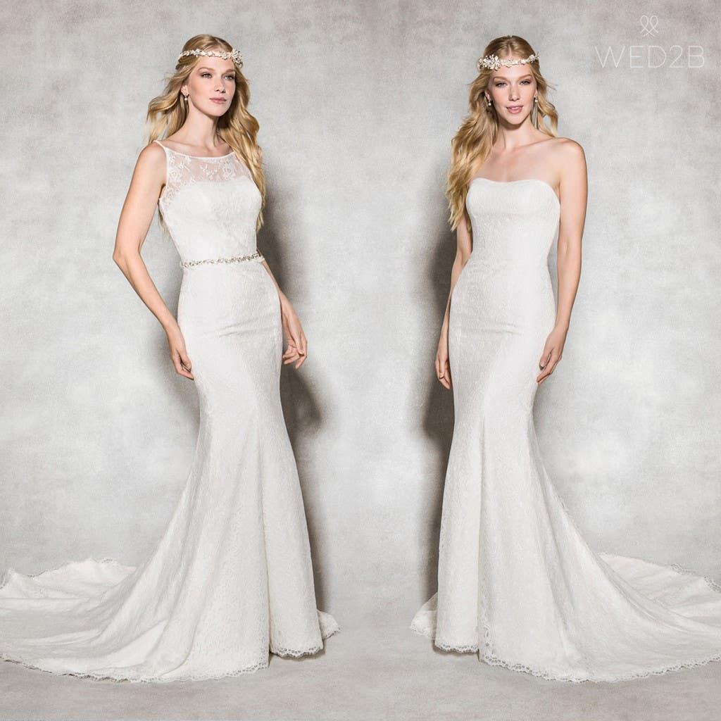 Savanna wedding dress with Chelsea jacket