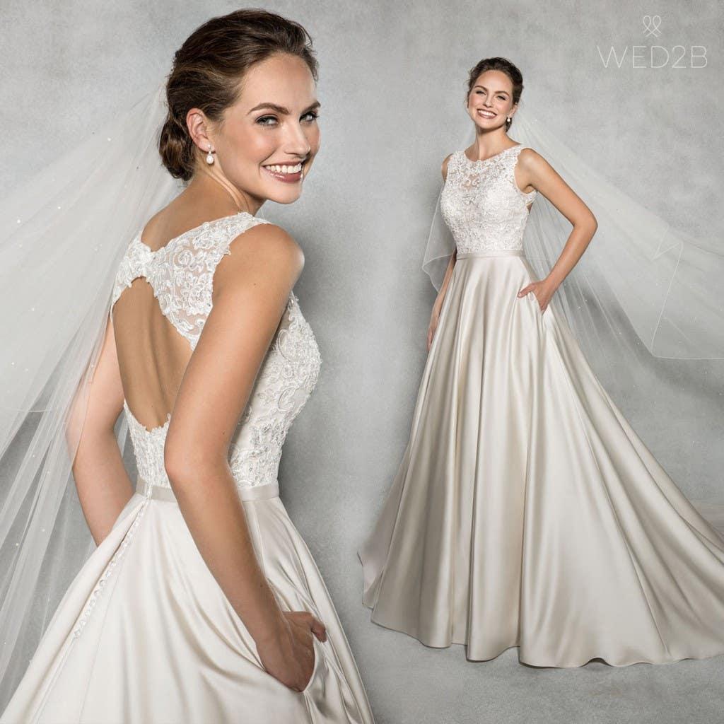 Destin wedding dress