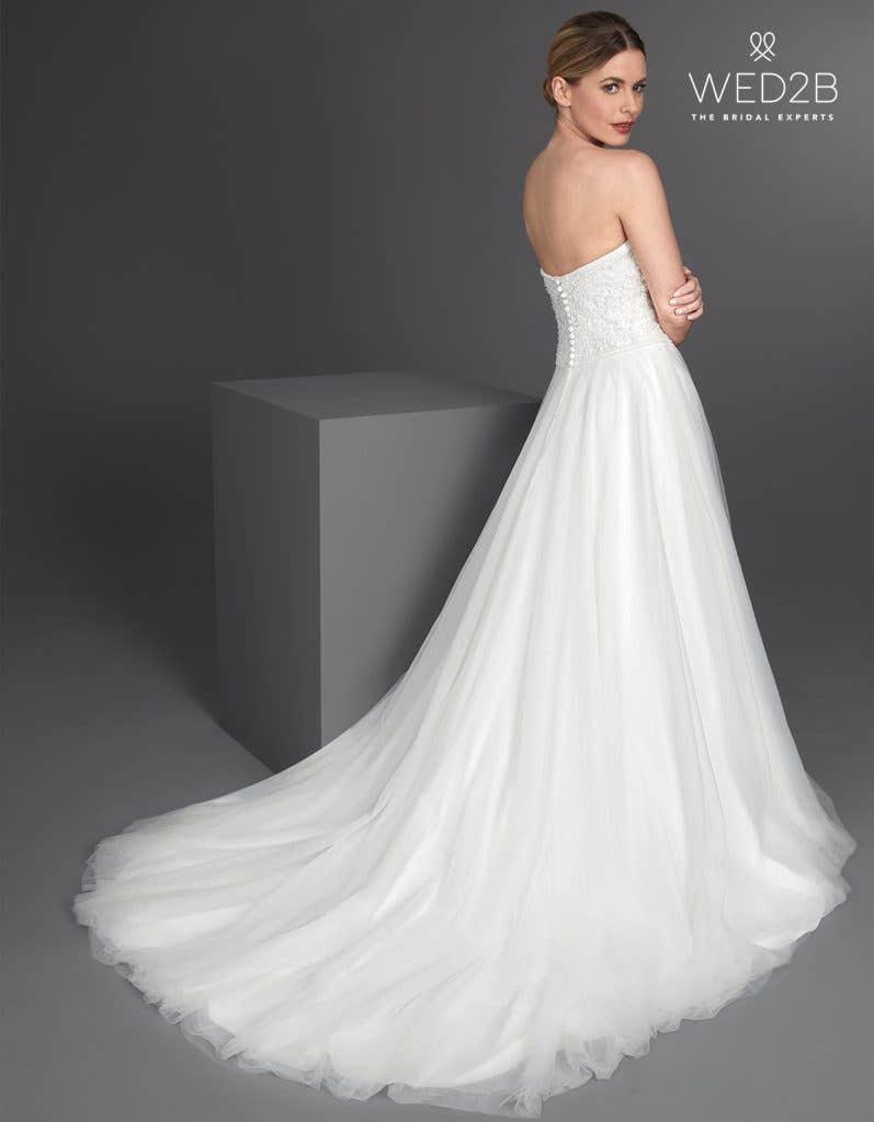 Allegra princess wedding dress by Viva Bride