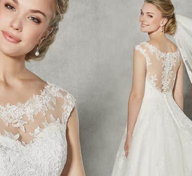 Discover the Anna Sorrano wedding dress collection