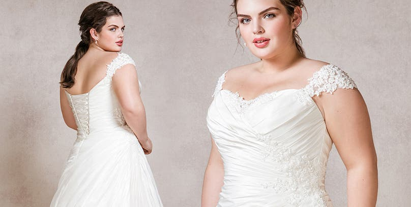 The wedding dress styles guide… for bigger busts | WED2B-UK-BLOG