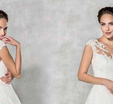 The wedding dress styles guide… for petite brides