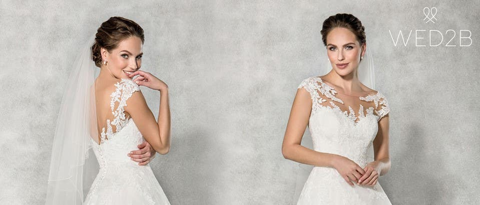 The Wedding Dress Styles Guide For Petite Brides Wed2b Uk