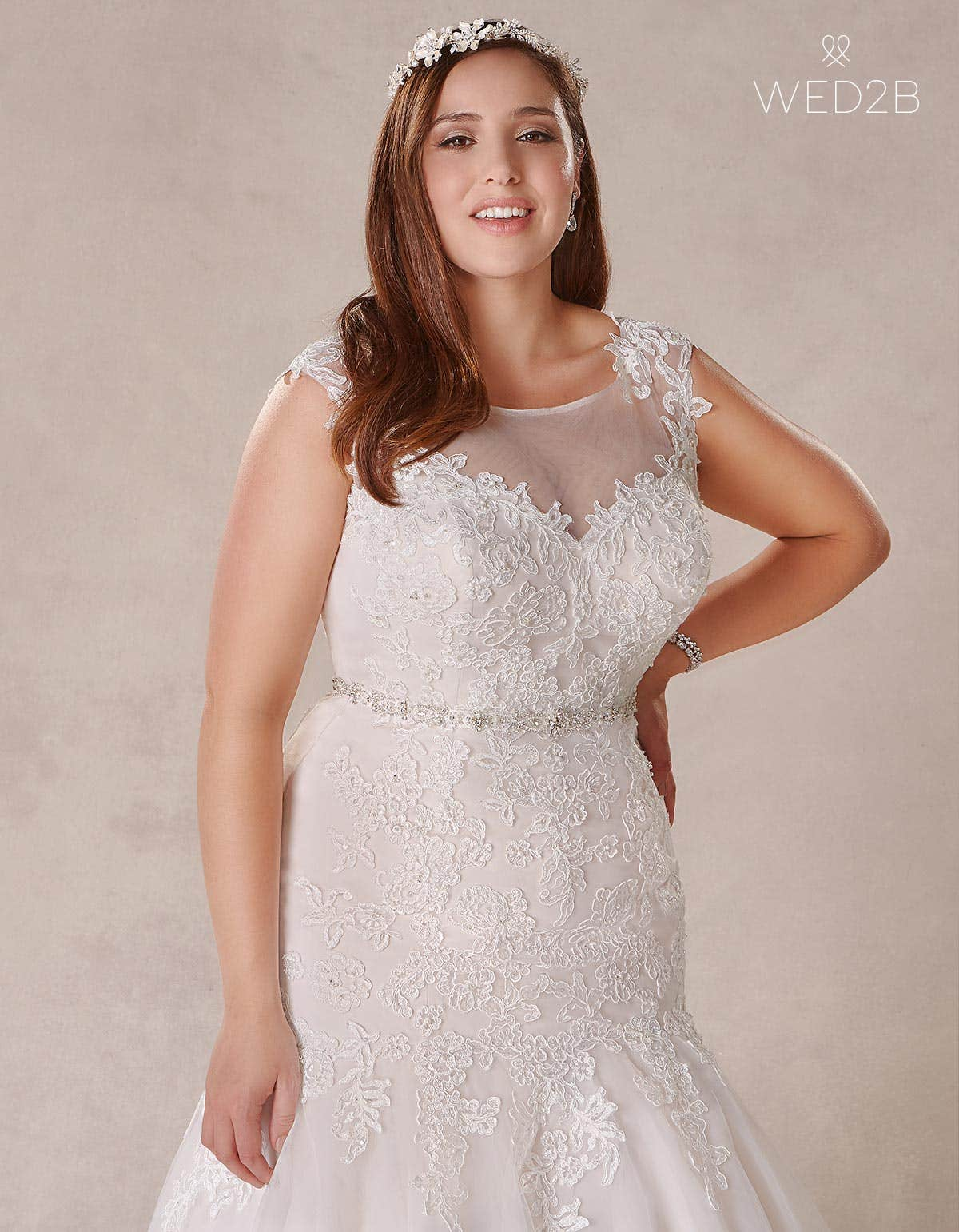 6ba135af0cf The essential guide to plus size wedding dresses