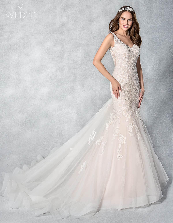 Schön Wedding Dresses Color Bilder - Brautkleider Ideen ...
