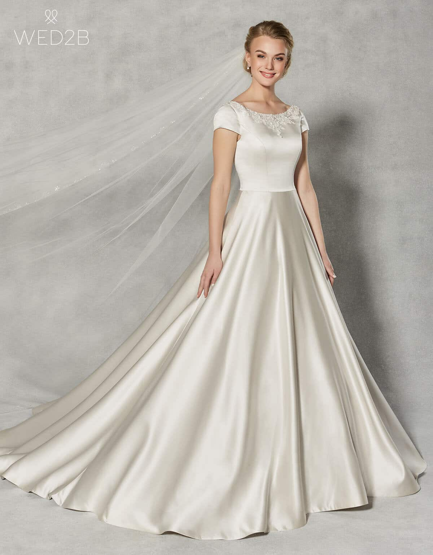 The Edit Coloured Wedding Dresses Wed2b Uk Blog
