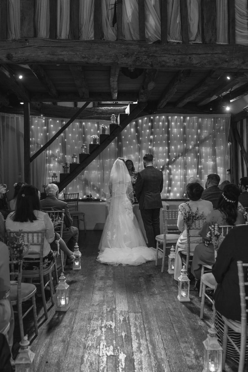 AS Cadenza - Real Weddings Milton Keynes: Natacha and Liam's rustic romance