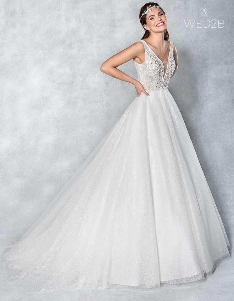 Choosing A Sparkly Wedding Dress Wed2b Uk Blog