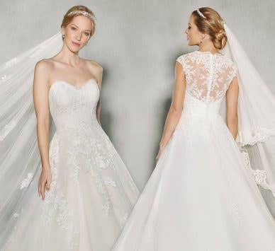 Affordablewedding outfits: Your wedding day look for less than £250...