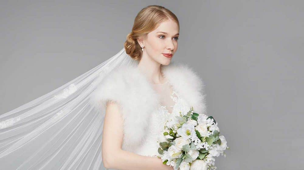 Our favourite elegantly simple wedding dresses...