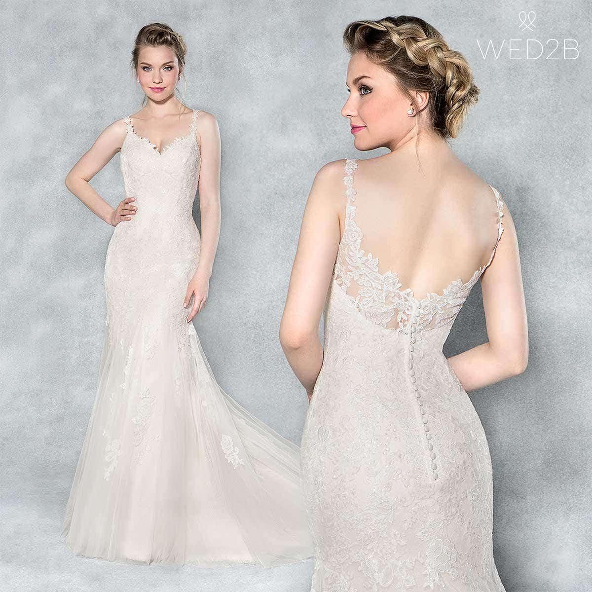 Non Traditional Fall Wedding Dresses: The Prettiest Blush Wedding Dresses