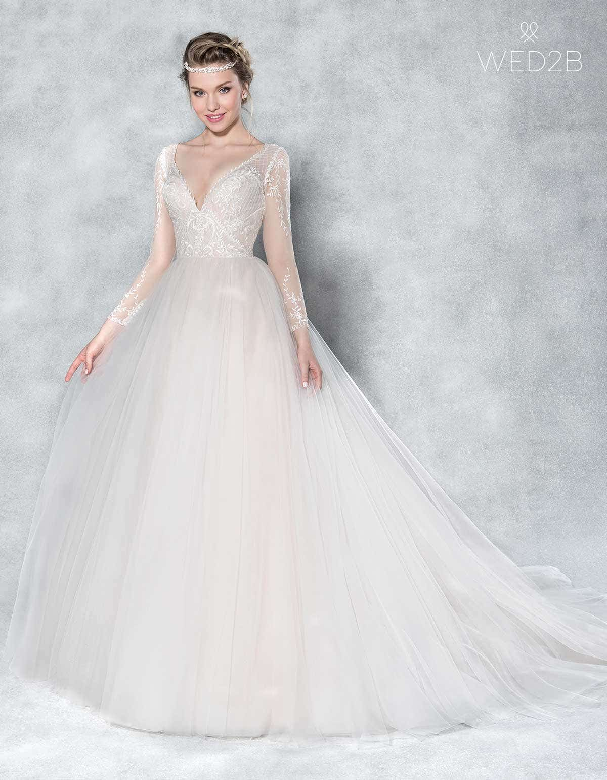72737971529 VIVA BRIDE - Ferne - WED2B Wedding dress