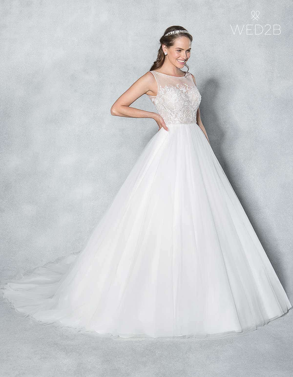 b31707432d1 Dreamy ball gown wedding dresses…