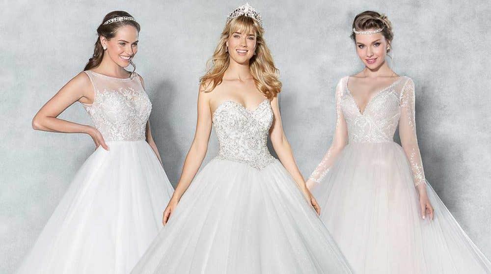 Dreamy ball gown wedding dresses…