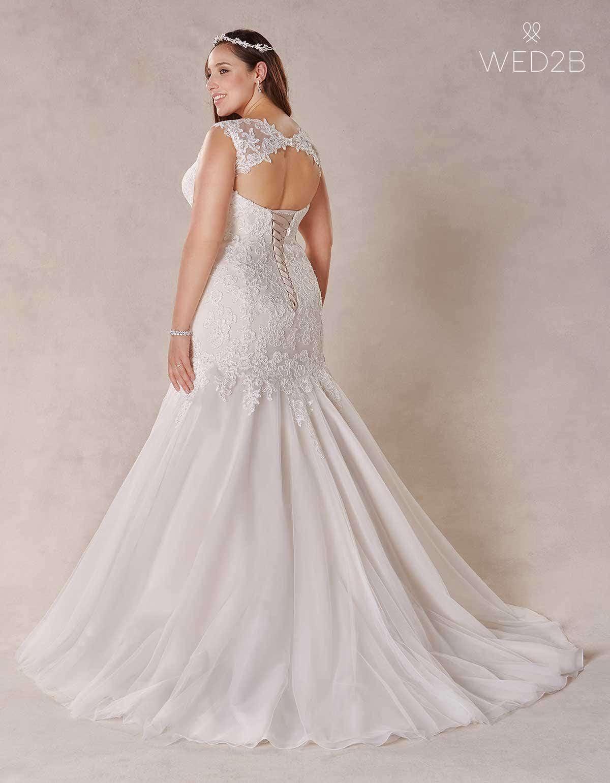 cc790f65f Your Bellami plus size wedding dresses | WED2B UK BLOG