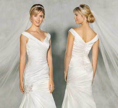 Spotlight on... brand new Anna Sorrano bridal wear!