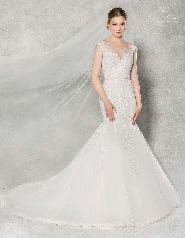 7c224b05be9c Anna Sorrano - Jenna - WED2B Wedding Dresses