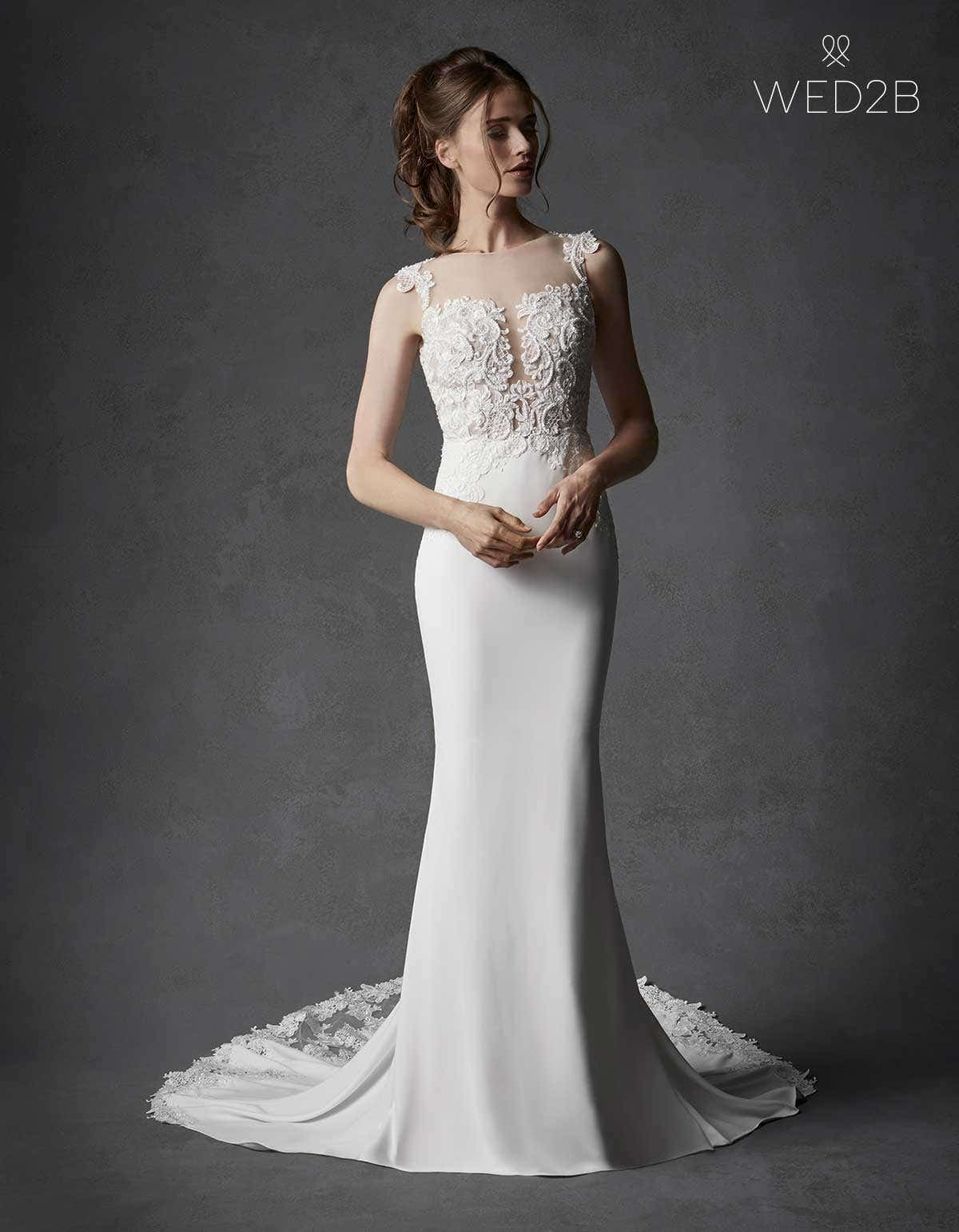 Beautiful Beaded Wedding Dresses Wed2b Uk Blog