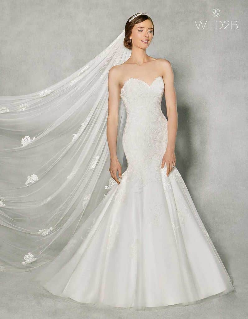 Brilliant bridal underwear for every style of dress - Amanie