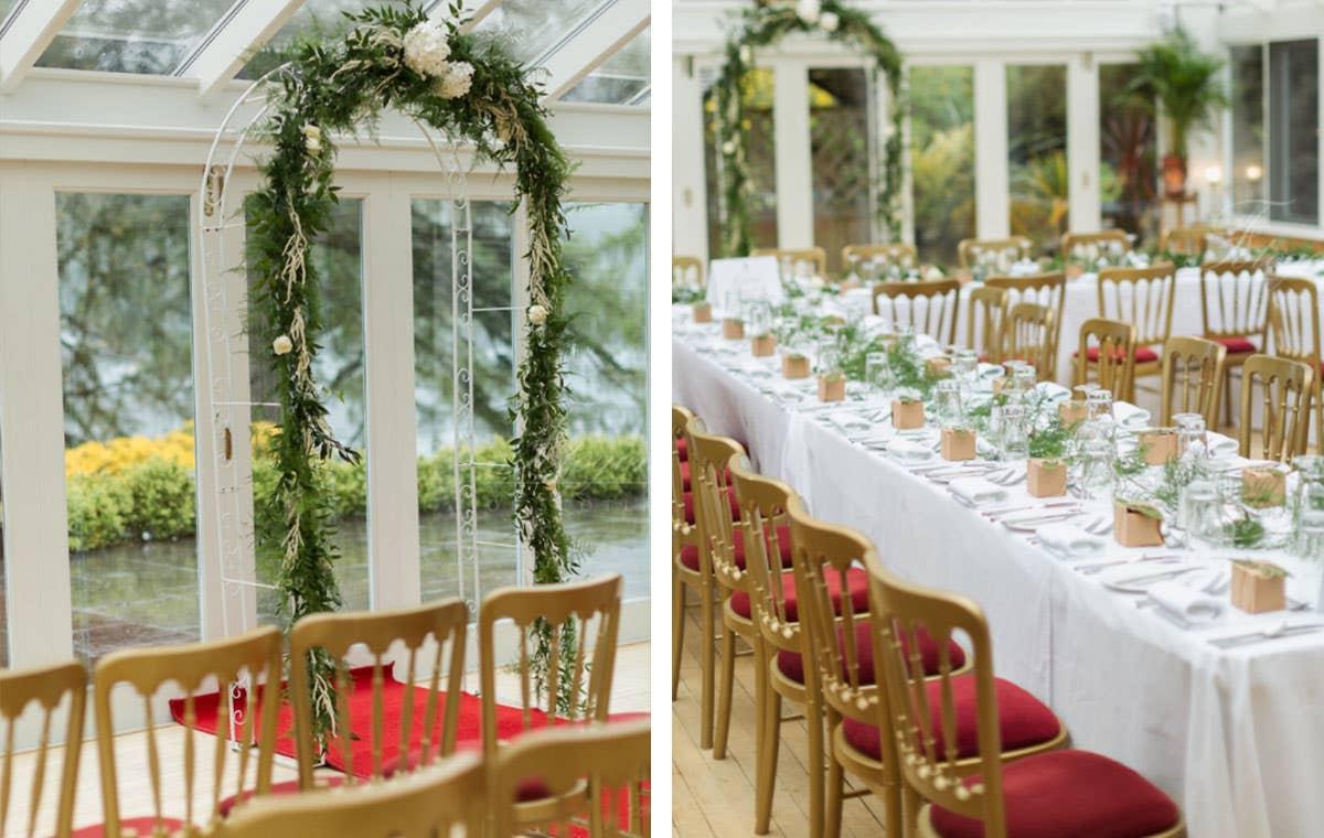 Real Weddings Scotland: Laura And James' Highland