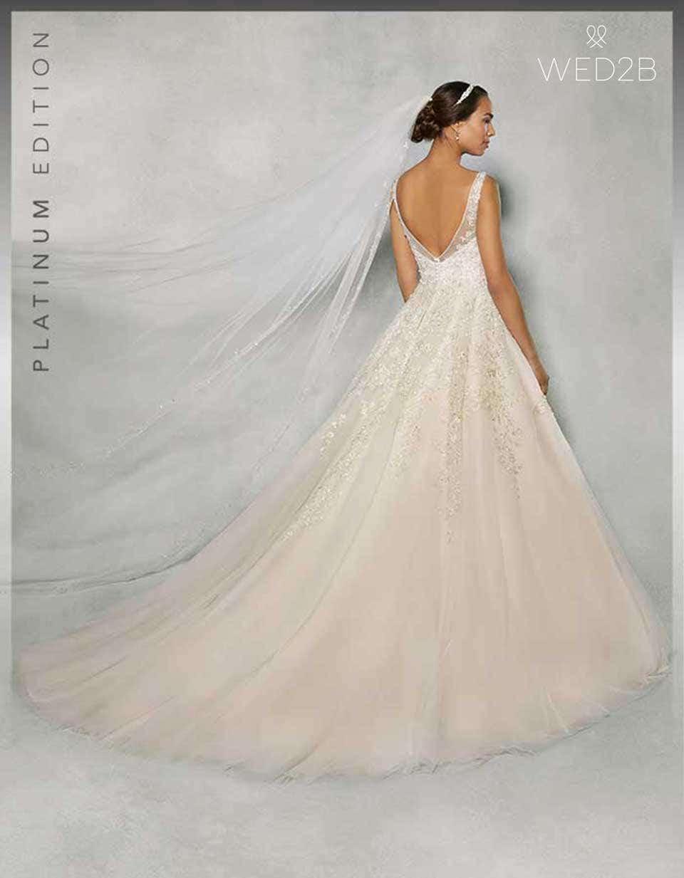 Dorian-Embroidered wedding dresses