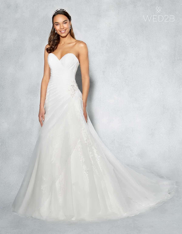Yasmin Sweetheart wedding dresses