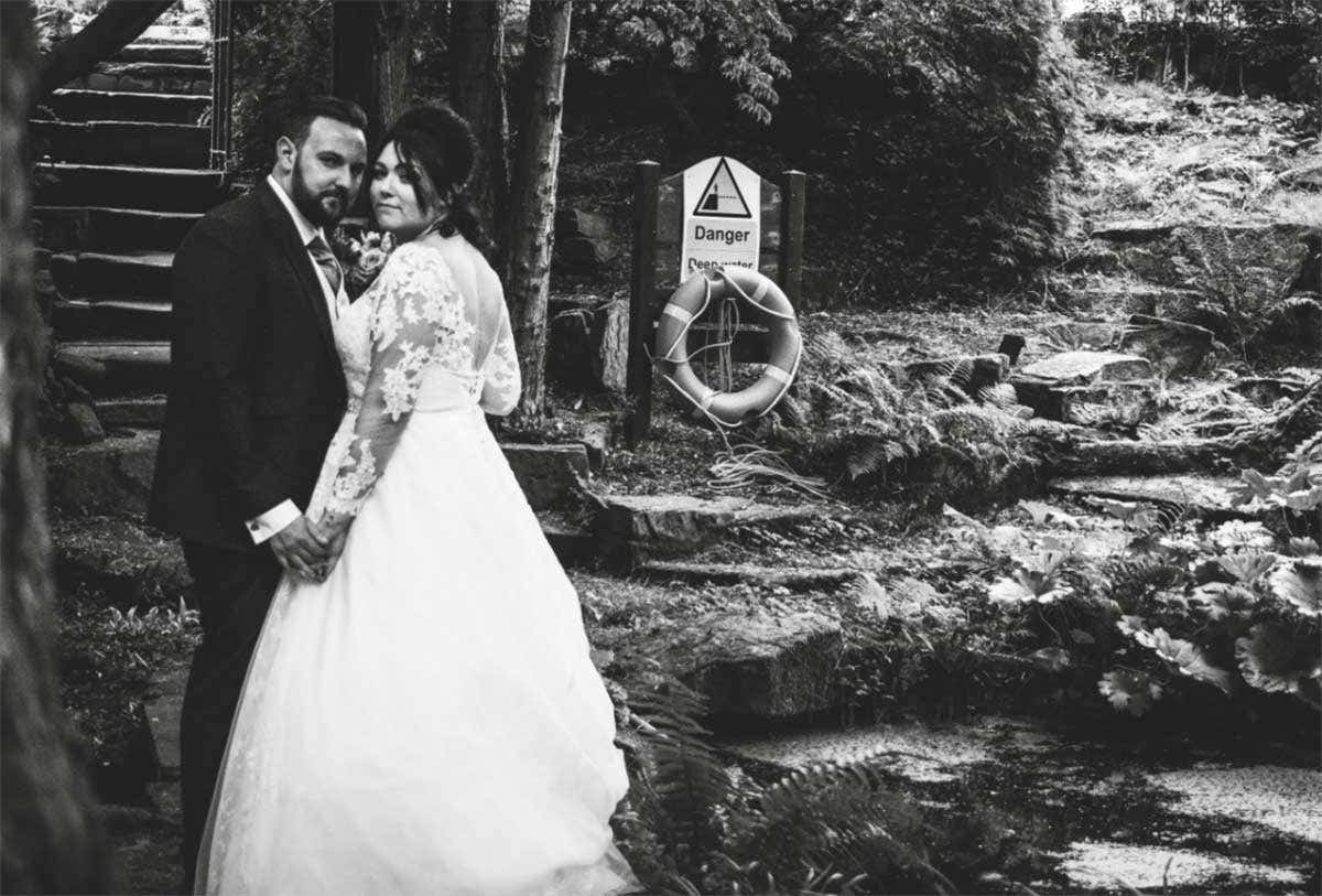 Real Weddings Bolton: Laura And Wayne's Happy Ever After