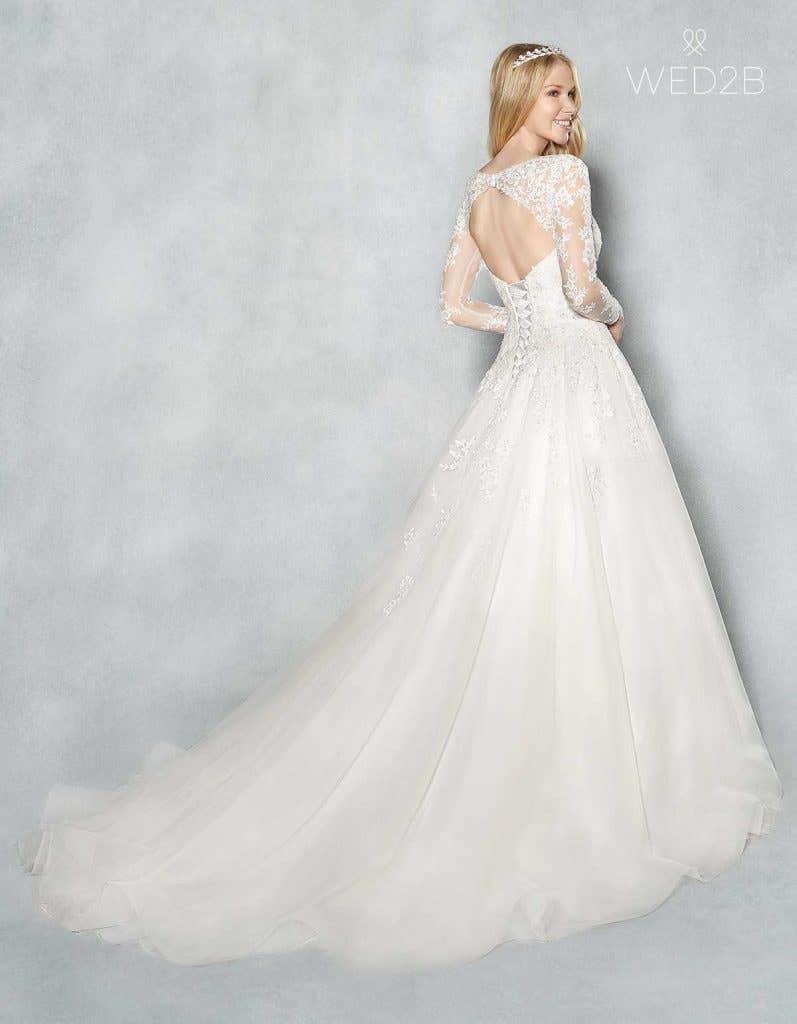 Brilliant bridal underwear for every style of dress - Eliana