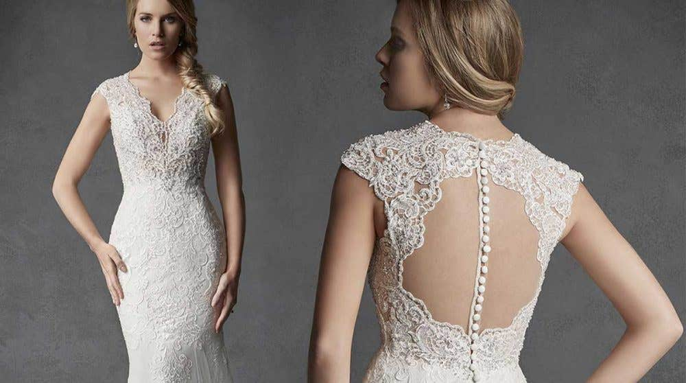 The essential guide to low back wedding dresses