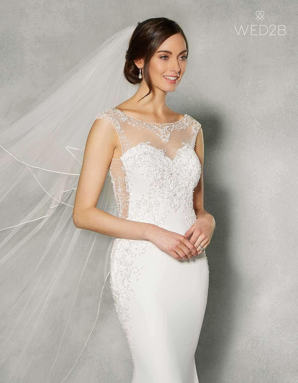 06c925d72 The essential guide to low back wedding dresses - Tamara