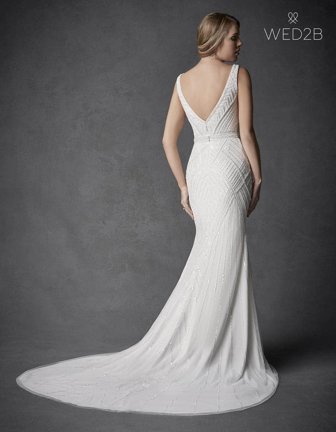 Destination wedding dress - Cyrus