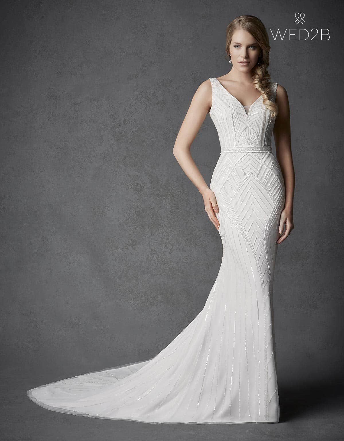 Destination Wedding Dresses - Cyrus