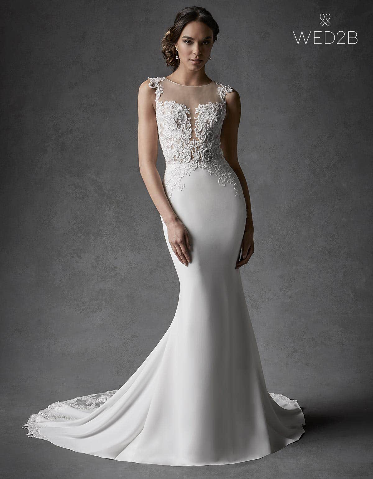 Destination wedding dress - Galilea