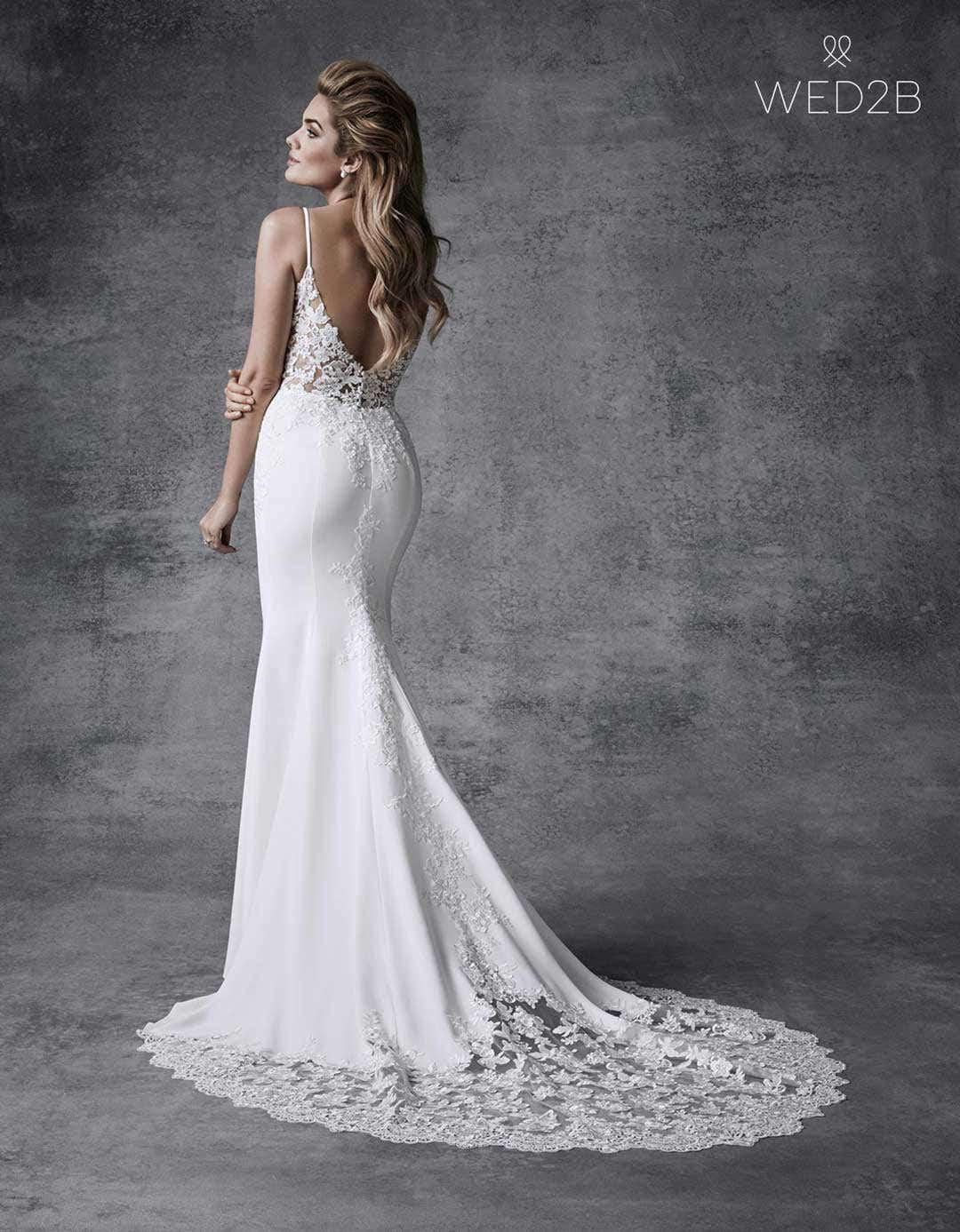 Destination wedding dress - Hayden