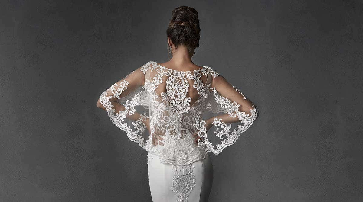 Seductive wedding gowns from our Signature Collection