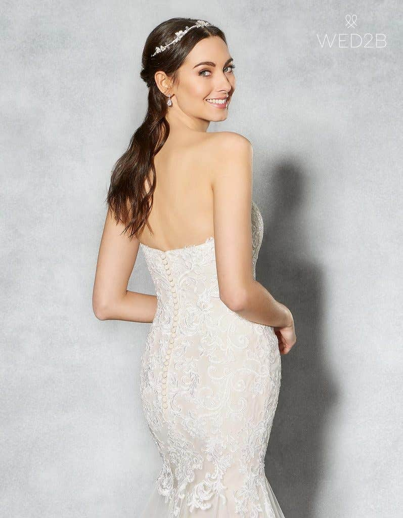 Beaded Viva Bride gowns - Abigail