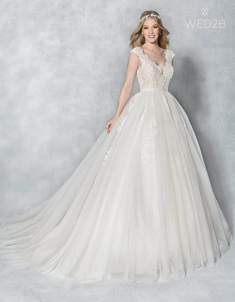 Beaded Viva Bride gowns - Kendra