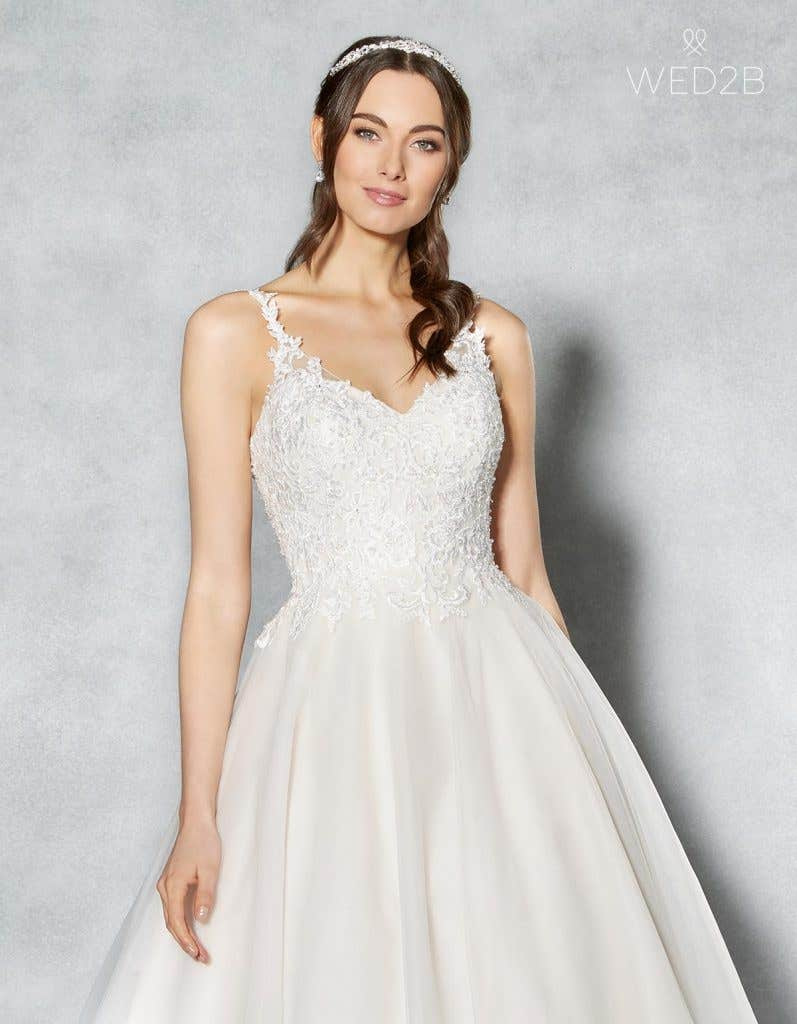 Beaded Viva Bride gowns - Sailor
