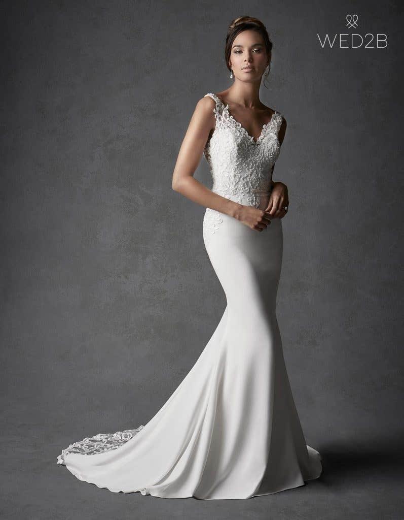 Seductive Wedding Gowns - Sawyer